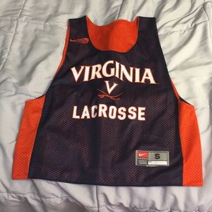 Virginia lacrosse pinny